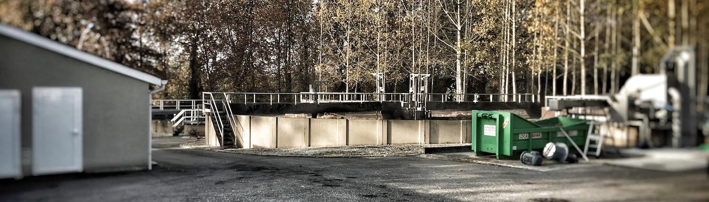 station épuration