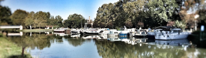 port canal valence d'agen