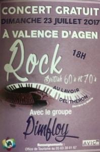{Annulé} Concert  au Lavoir Del Théron