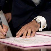 maire signature