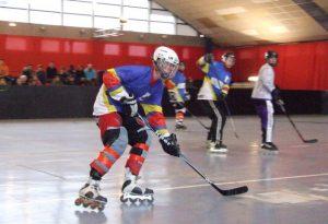 Compétition de Roller Hockey @ Halle Jean Baylet