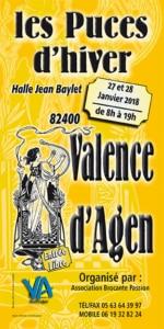 Les Puces d'hiver @ Halle Jean Baylet | Valence d'Agen | Occitanie | France